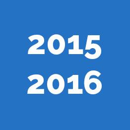 Inizio anno 2015-2016